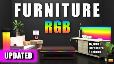 Furniture RGB on the Minecraft Marketplace by 4KS Studios