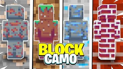 Block Camo on the Minecraft Marketplace by ChewMingo