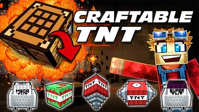 Craftable TNT on the Minecraft Marketplace by Lifeboat
