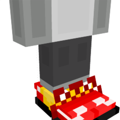 Clown Shoes on the Minecraft Marketplace by Mineplex