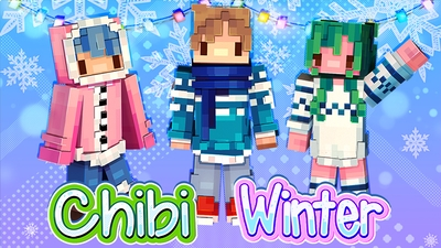 Chibi Winter on the Minecraft Marketplace by Norvale