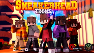 Sneakerhead Teens on the Minecraft Marketplace by G2Crafted