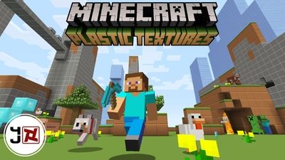 Plastic Texture Pack on the Minecraft Marketplace by Minecraft