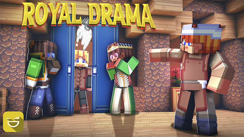 Royal Drama on the Minecraft Marketplace by Dark Lab Creations