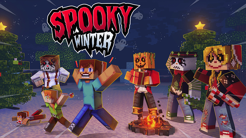 Spooky Winter on the Minecraft Marketplace by Norvale