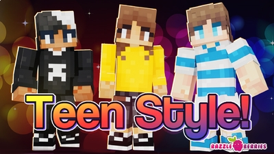 Teen Style on the Minecraft Marketplace by Razzleberries