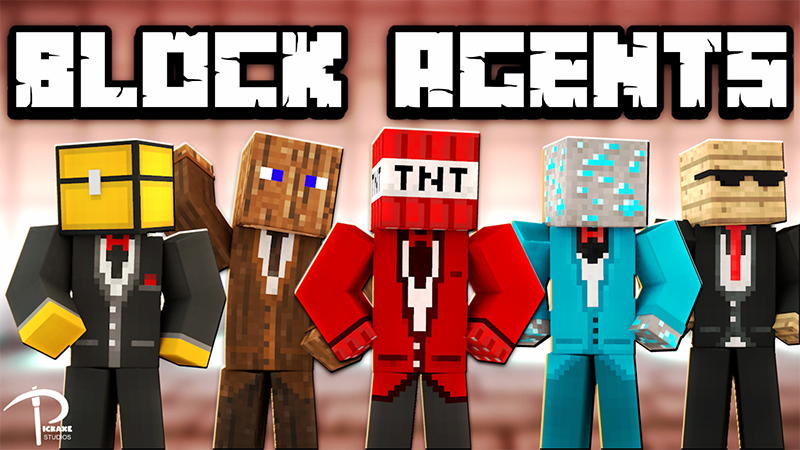 Block Agents on the Minecraft Marketplace by Pickaxe Studios