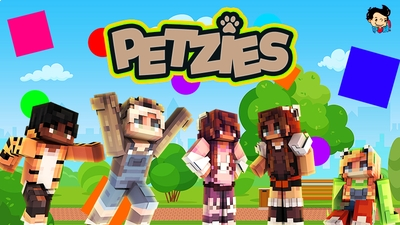 Petzies on the Minecraft Marketplace by Duh