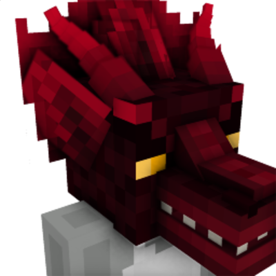 Dragon Head on the Minecraft Marketplace by GoE-Craft