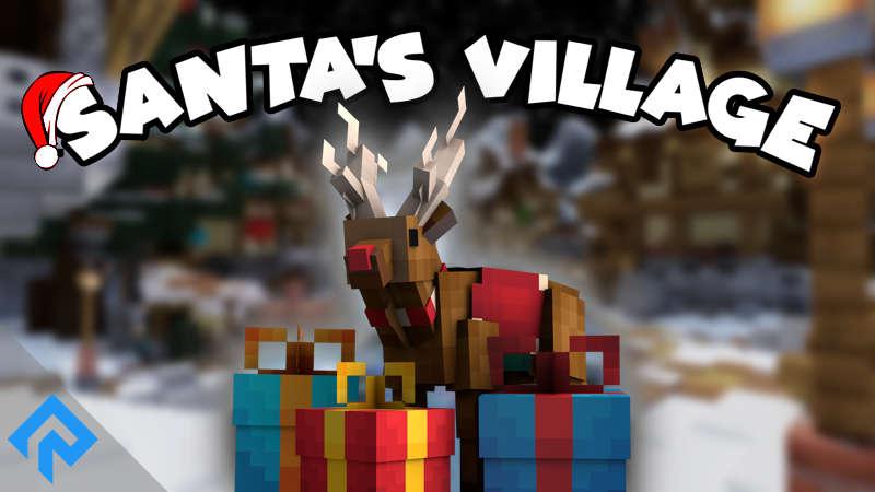 Santas Village on the Minecraft Marketplace by RareLoot