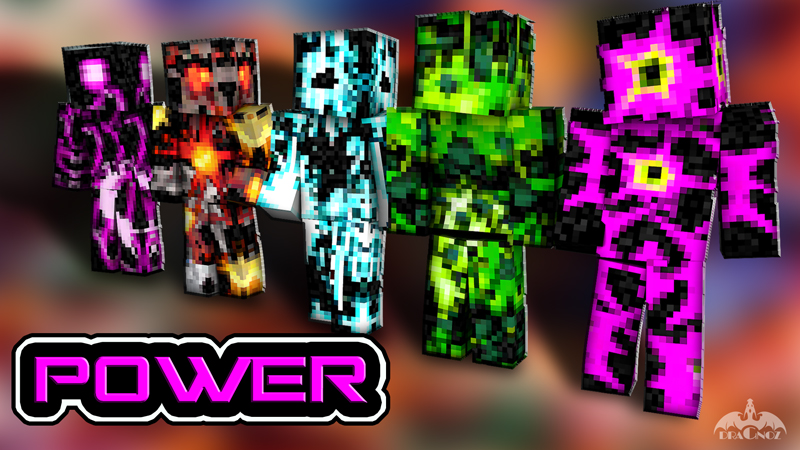 Power on the Minecraft Marketplace by Dragnoz