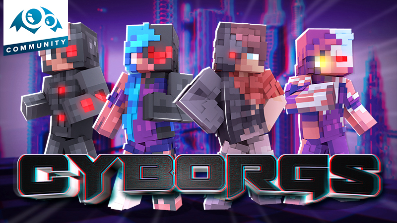 Cyborgs on the Minecraft Marketplace by Monster Egg Studios