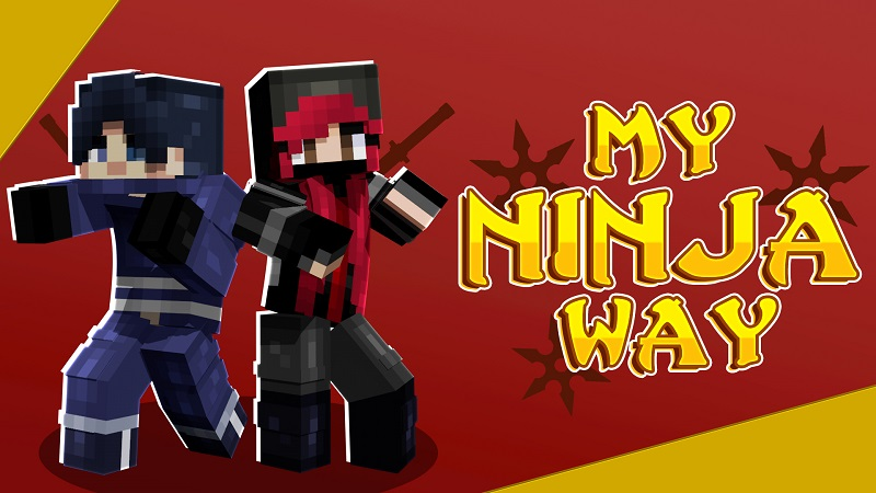 My Ninja Way on the Minecraft Marketplace by Nitric Concepts