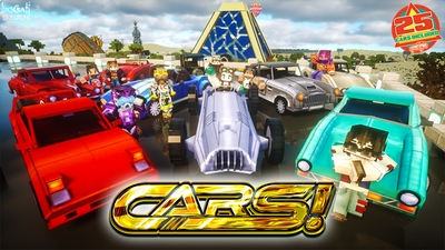 CARS on the Minecraft Marketplace by LinsCraft