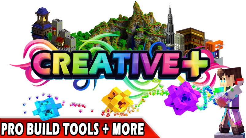 Creative on the Minecraft Marketplace by Pixels & Blocks