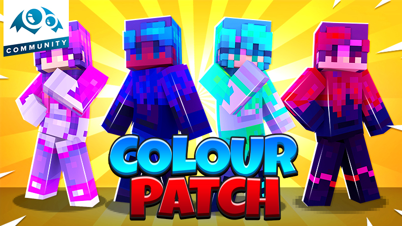 Colour Patch on the Minecraft Marketplace by Monster Egg Studios