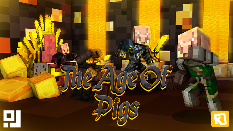 The Age of Pigs on the Minecraft Marketplace by inPixel