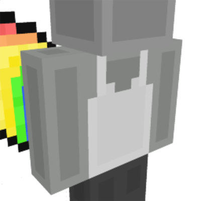 Rainbow Wings on the Minecraft Marketplace by MobBlocks