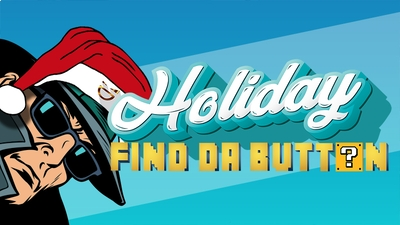 Holiday Find Da Button on the Minecraft Marketplace by Giggle Block Studios
