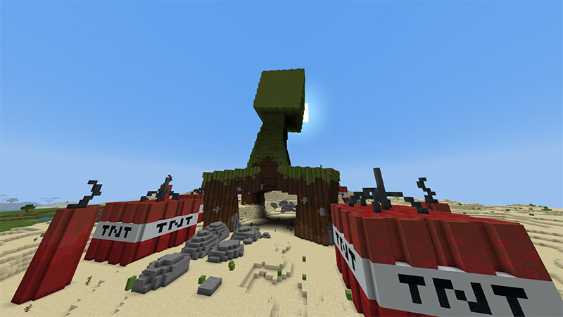 TNT Creeper by Odyssey Builds