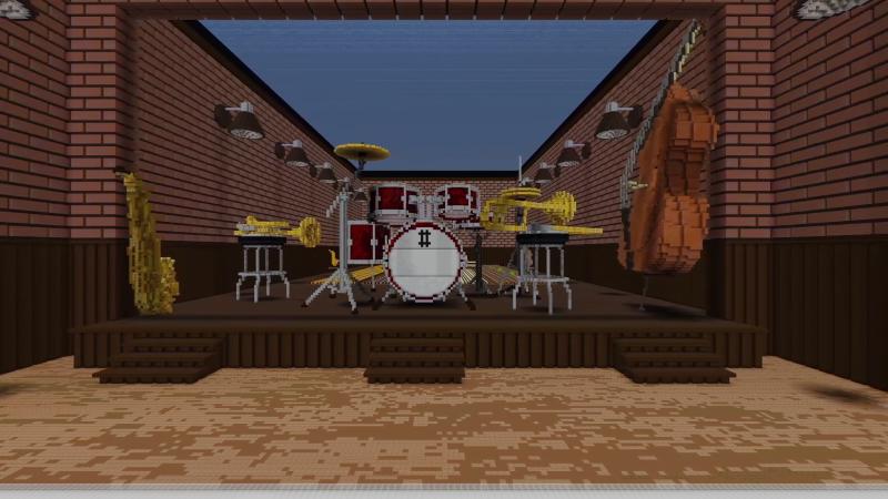 Music Studio by MelonBP