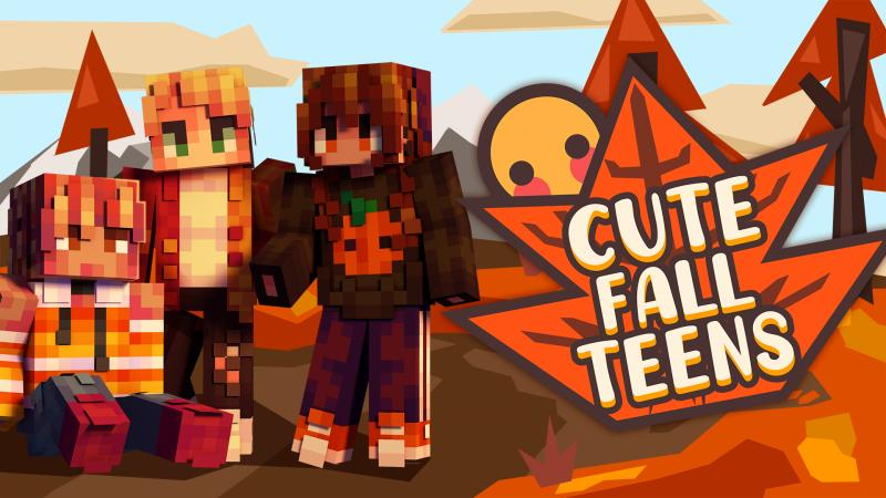 Cute Fall Teens on the Minecraft Marketplace by Podcrash