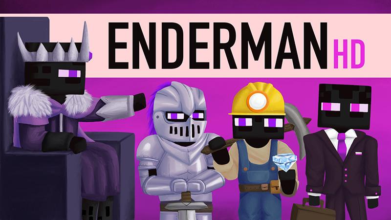 Enderman HD