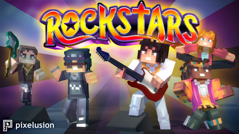 Rockstars on the Minecraft Marketplace by Pixelusion
