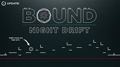 Bound  Night Drift on the Minecraft Marketplace by Aurrora