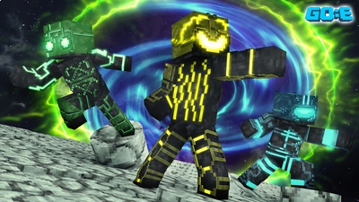 Crypto Armor on the Minecraft Marketplace by GoE-Craft