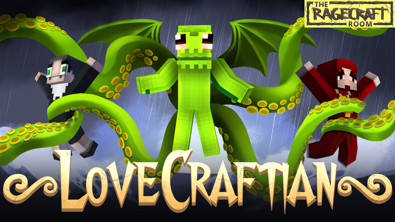 LoveCraftian on the Minecraft Marketplace by The Rage Craft Room