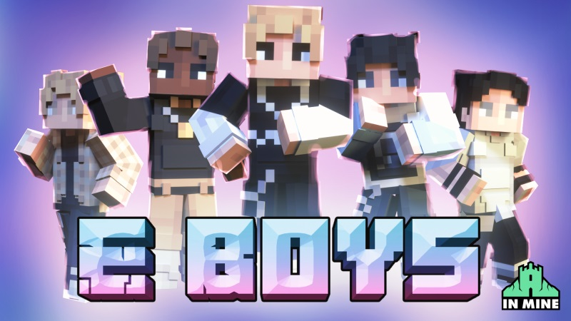 E Boys on the Minecraft Marketplace by In Mine