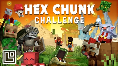 Hex Chunk Challenge on the Minecraft Marketplace by Pixel Squared