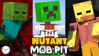 Mutant Mob Pit on the Minecraft Marketplace by Logdotzip