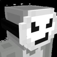 Hacker Mask on the Minecraft Marketplace by MobBlocks