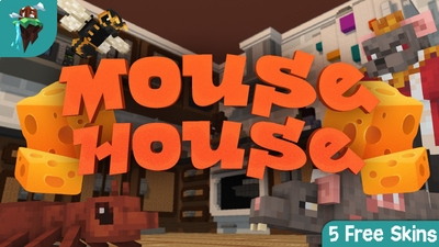 Mouse House on the Minecraft Marketplace by Polymaps