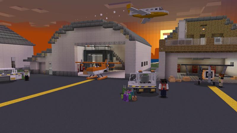 Planes by BLOCKLAB Studios