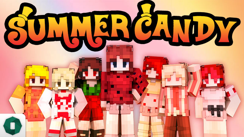 Summer Candy on the Minecraft Marketplace by Octovon