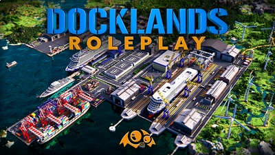 Docklands Roleplay on the Minecraft Marketplace by Monster Egg Studios