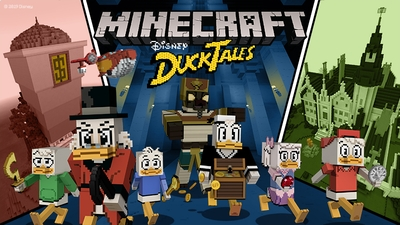 DuckTales on the Minecraft Marketplace by Minecraft