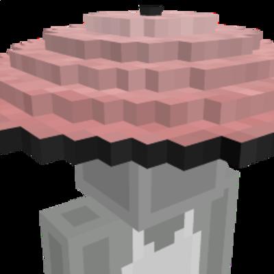 Pink Umbrella on the Minecraft Marketplace by Sova Knights