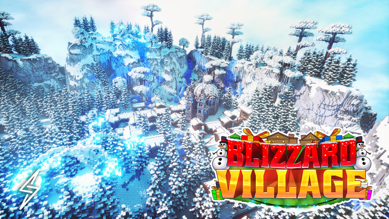 Blizzard Village on the Minecraft Marketplace by Senior Studios