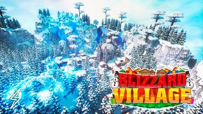 Blizzard Village on the Minecraft Marketplace by Senior Studios