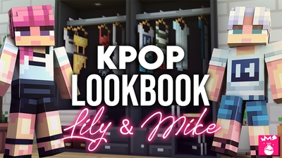 KPOP Lookbook Lily  Mike on the Minecraft Marketplace by Vanillaburp Studio