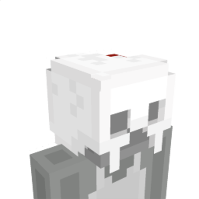 Creeper Skull on the Minecraft Marketplace by Geeky Pixels