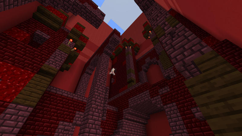 Parkour Race on the Minecraft Marketplace by BLOCKLAB Studios