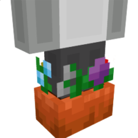 Flower Pot Boots on the Minecraft Marketplace by 57Digital