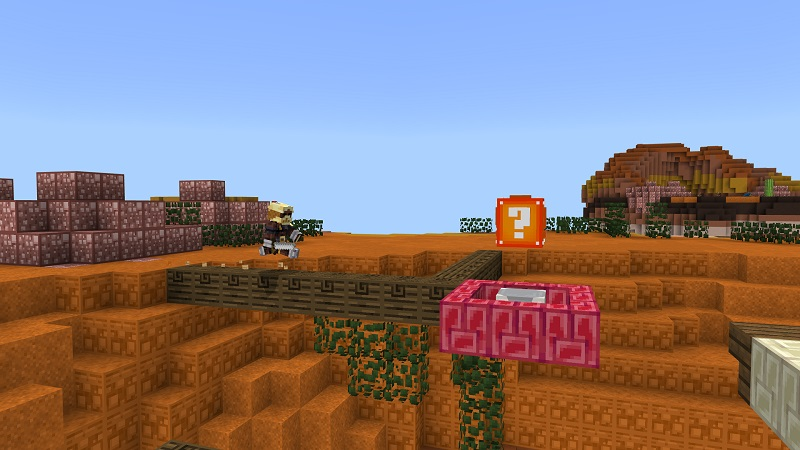 Lucky Blocks Bed Wars on the Minecraft Marketplace by Nitric Concepts