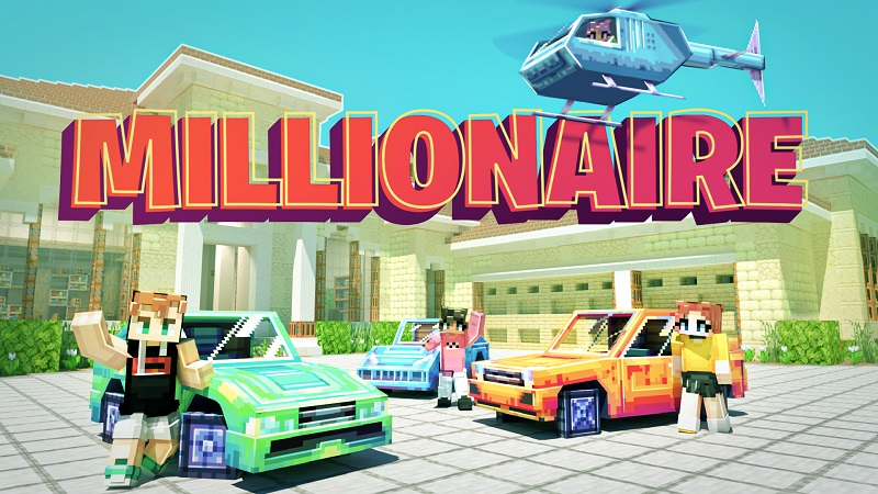 Millionaire on the Minecraft Marketplace by BBB Studios