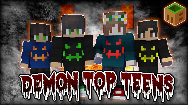 Demon Top Teens  on the Minecraft Marketplace by MobBlocks